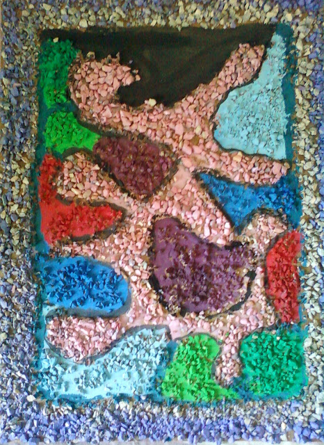 Mosaic Art by Arsh