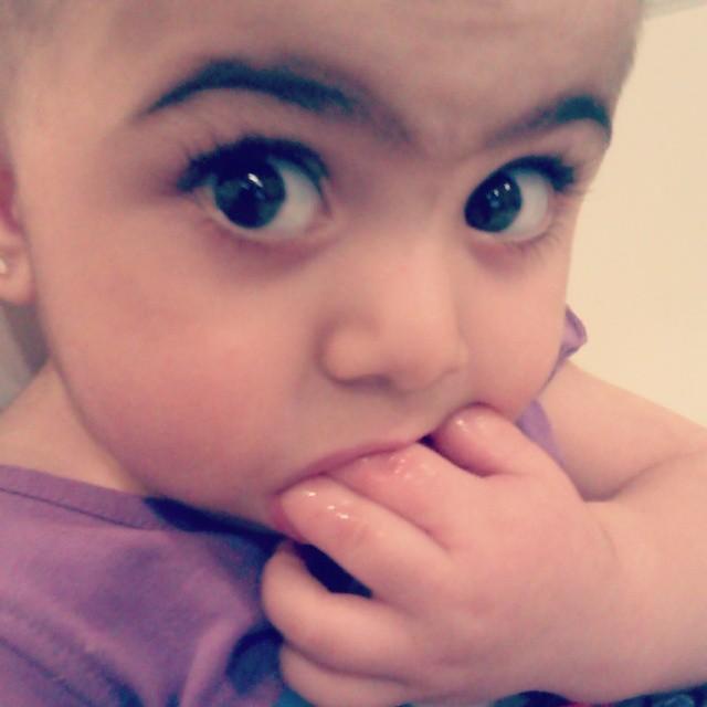 Because she is #innocent #ChildrenofDubai #DXB #Dubai