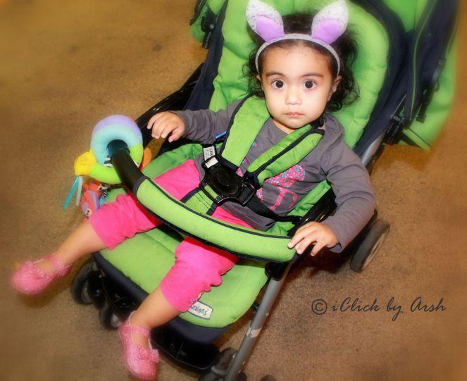 Little Princess #child #Dubai #shopping