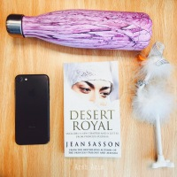 Desert Royal by Jean Sasson: Book Review