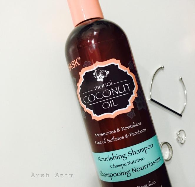 Hask Coconut Oil Shampoo