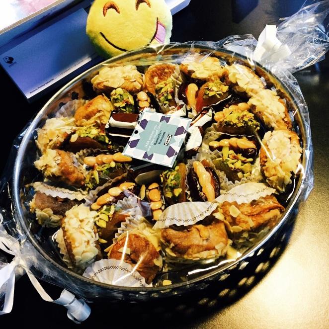 Ramadan Sweets IKEA